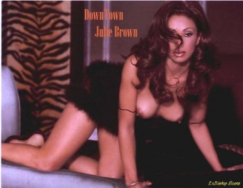 downtown julie brown nude pictures