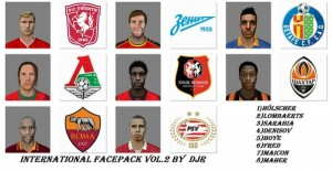 FIFA14 International Facepack vol.2 - Release by DJr