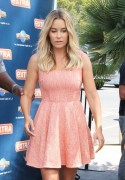 Lauren Conrad - On the set of 'Extra' in LA 6/9/14