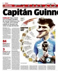 Prensa Deportiva - Iker Casillas D17a22332097902