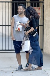 Selena Gomez at the Nine Zero One Salon in West Hollywood on June 11, 2014
