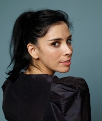 Sarah Silverman  poses during the 2011 Toronto Film Festival at Guess Portrait Studio 9/11/11