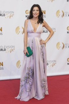 Jaime Murray , Monte Carlo TV Festival, 11/06/2014