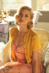 Jaime King - various shots from Hart of Dixie