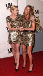 Jaime King and Nicky Hilton attend the UK Style by French Connection Celebrates Lexington Social House launch 3/9/11