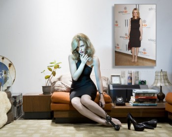 Melissa George - Wallpaper - Wide - x 1