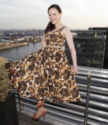 Jasmin Wagner in awesome dress at 'Where Diamonds meet Style' Event presented by Tiffany and Gala magazine at Atlantic House 5/24/11