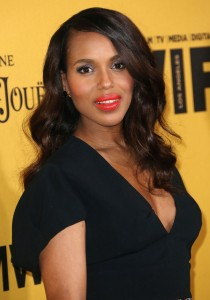 Kerry Washington - Women In Film 2014 Crystal + Lucy Awards (June 11, 2014)