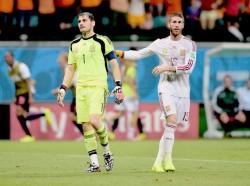 Iker Casillas , su novio 53d45c332947585