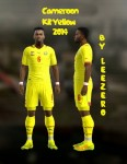 Cameroon Kits Yellow by Leezero