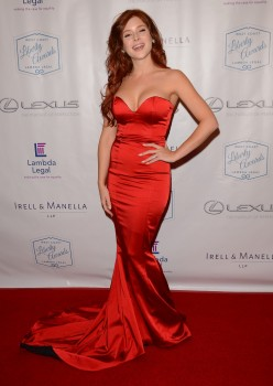 Renee Olstead - Lambda Legal's West Coast Liberty Awards Gala in Beverly Hills x 4 hq