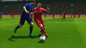 FIFA 14 Update v6.2 by PesCups.Ru