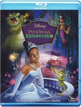 La Principessa e il Ranocchio (2009) Full Blu Ray DTS HDMA
