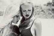 Emma Stern Nielsen & Hanalei Reponty - Swim - 15 May 2014 (x30)