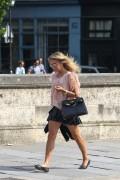 Sylvie Meis | Out & about in Paris | June 14 | 31 pics