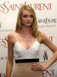 Lindsay Ellingson - 'Yves Saint Laurent' Premiere in NYC 6/16/14