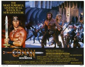 Конан Разрушитель / Conan the Destroyer (Арнольд Шварцнеггер, 1984) 2b8ab2333901943