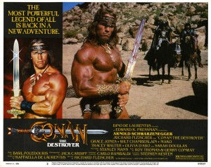 Конан Разрушитель / Conan the Destroyer (Арнольд Шварцнеггер, 1984) Bb8244333901888