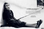 Emma Roberts - REMIX Magazine