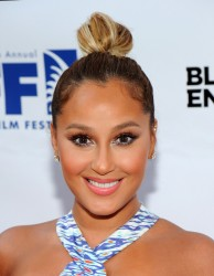 """Adrienne Bailon - """"Think Like a Man Too"""" Premiere in NYC 6/19/14"""