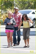 Britney Spears - Out & About in Thousand Oaks 6/21/14