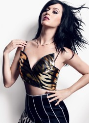 Katy Perry - Regan Cameron Photoshoot For Marie Claire's January 2014 Issue