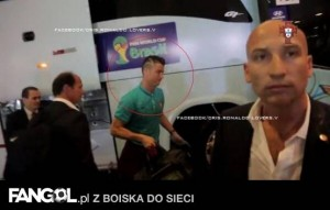 Check Cristiano Ronaldo New Hair Style in World Cup 2014