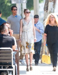 Dakota Fanning - Out & About in Hollywood 6/23/14
