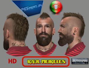 Download Raul Meireles Face PES 2014 by ZIUTKOWSKI