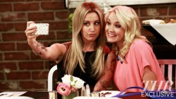 Emily Osment & Ashley Tisdale - Young & Hungry stills