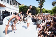 Zendaya Coleman - performing at the Hollister House in Santa Monica - 06/25/14