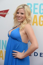 Megan Hilty - 'Begin Again' Premiere in NYC 6/25/14