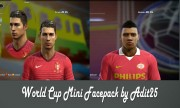 Download World Cup Mini Facepack by Adit25