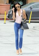 Naya Rivera - Out & About in LA 6/26/14