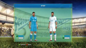 Download PES 2014 FC Zenit S.t Petersburg 14-15 Kits by Firas Zinou