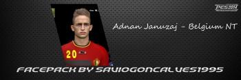 Download Face Adnan Januzaj by saviogoncalves1995
