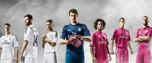 FIFA14 Real Madrid 2014/15 Kits by E.Nihal