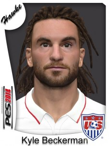 Download Kyle Beckerman Face by Hawke