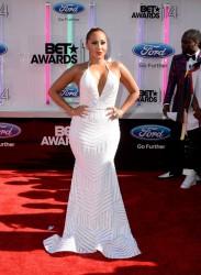 Adrienne Bailon - 2014 BET Awards 6/29/14