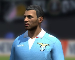 FIFA 14 Lazio 14-15 Home Kit by Tunevi