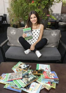 Victoria Justice - Soar With Reading Photoshoot