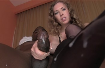 Olivia saint interracial