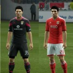 PES 2013 Benfica 14-15 Kits by Predator