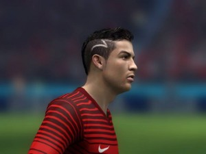 Cr7 Face World Cup 2014 by luthfi123