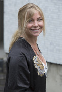 Samantha Womack - ITV Studios, London, 26-Jun-14