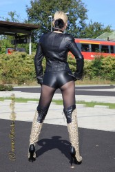 Ann fetish lady Rubber and