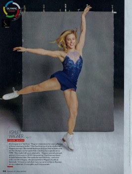 Ashley Wagner: Sexy 'People Magazine' Shoot: HQ x 1