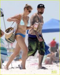 Cameron Diaz - Bikini Candids in Miami 7/3/14