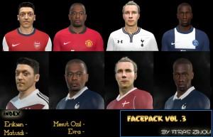 Download PES 2014 Facepack vol.3 by Firas Zinou