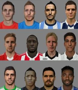 FIFA14 New Facepack 1.0 by Vanya